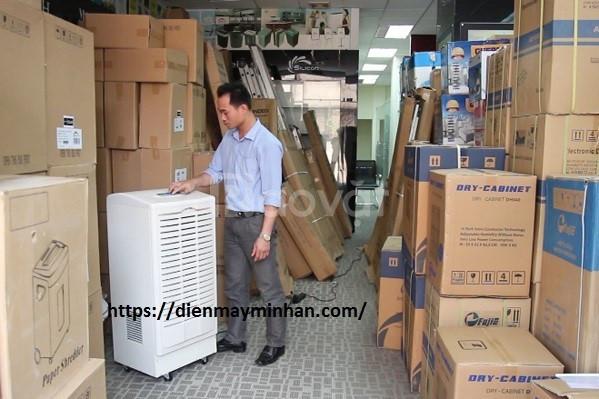 Máy hút ẩm công nghiệp Fujie HM-1500D có thực sự tốt không?