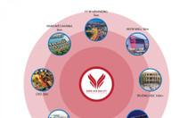 Đất nền sổ đỏ vĩnh viễn, giá chỉ với 12 triệu/m2 - đối diện UBND quận