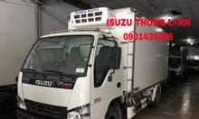 Isuzu thùng lạnh Quyền, tải trọng 1.950kg