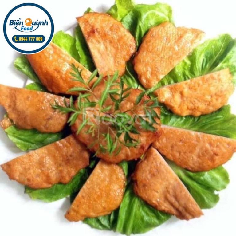 Chả cá biển Nghệ An chất lượng