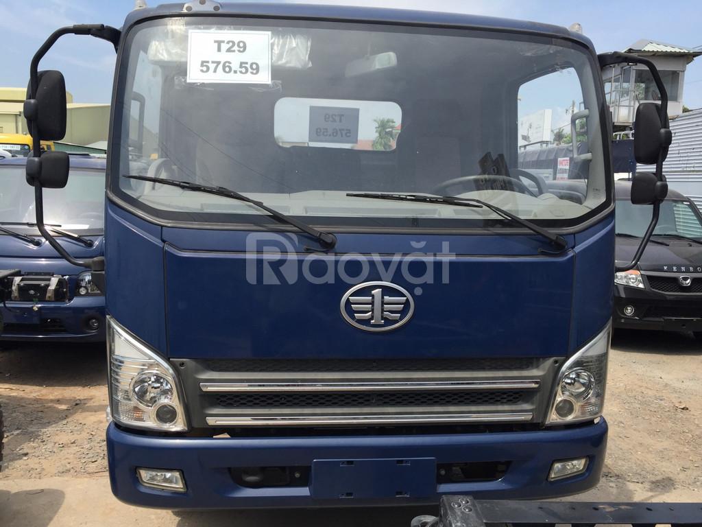 Xe tải faw 7.3 tấn | faw 7 tấn 3 | faw 7t3 , động cơ hyundai