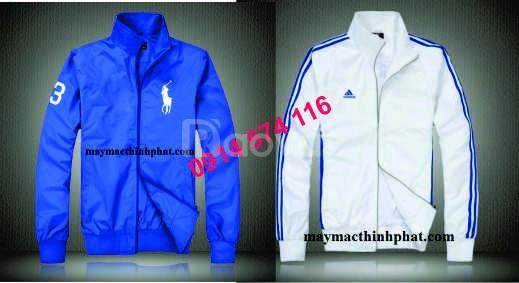 Đồng phục áo gió áo khoác công ty đẹp chất (ảnh 1)
