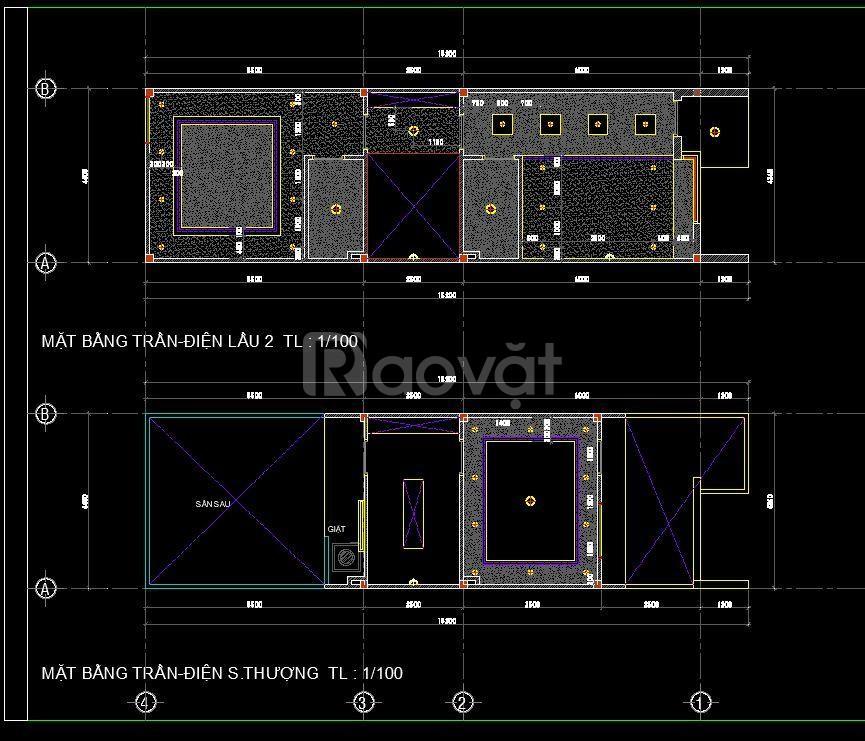 Nhận tư vấn giám sát, thiết kế, thi công, cải tạo sửa chữa xây dựng (ảnh 4)