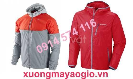 Đồng phục áo gió áo khoác công ty đẹp chất (ảnh 3)