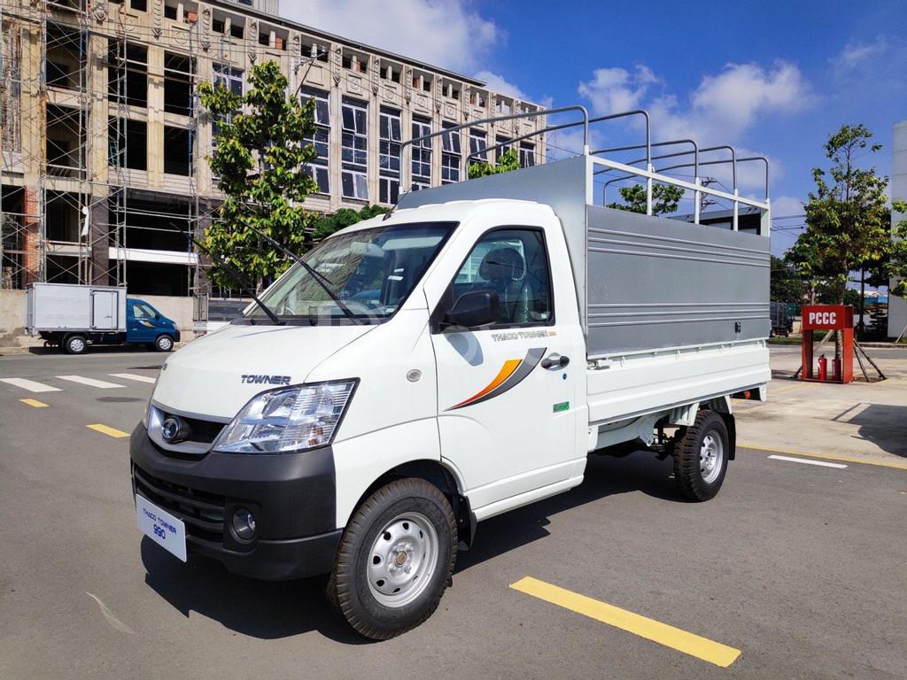 Khuyến mãi 100% lệ phí trước bạ khi đặt cọc mua xe THaco Towner 990kg