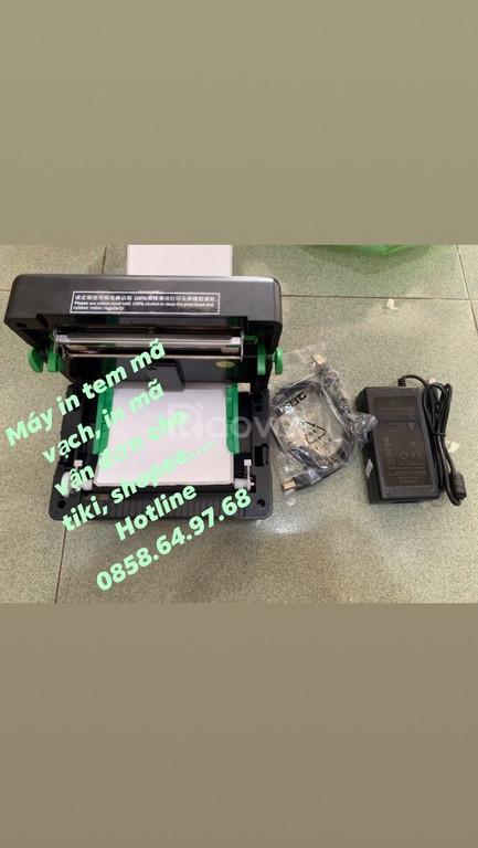 Cung cấp máy in mã vận đơn cho tiki lazada shopee sendo giá rẻ Đà Lạt