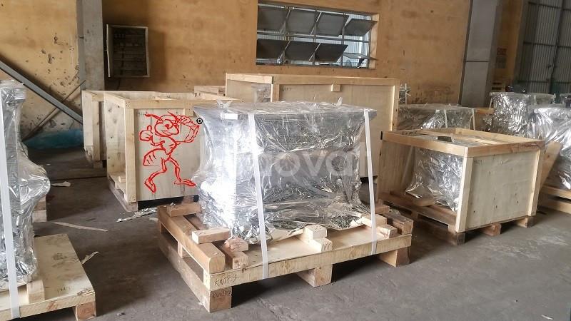 Đóng gói hàng hóa thiết bị tại Bình Dương