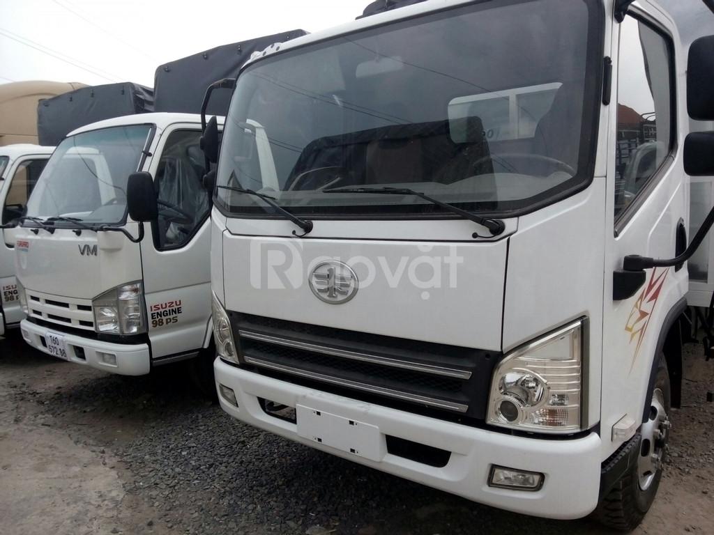 Xe tải 7 tấn | faw 7 tấn ~ +thùng dài 6m2 | động cơ hyundai d4db