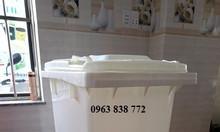 Thùng đựng rác 240 lít | thùng rác công cộng 240 lít