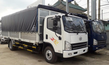 Giá xe tải 8 tấn, xa tải ga cơ, xe faw Huyndai