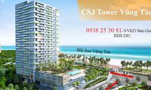 Căn hộ CSJ Tower Vũng Tàu 169 Thùy Vân- View Biển Bãi Sau Vũng Tàu