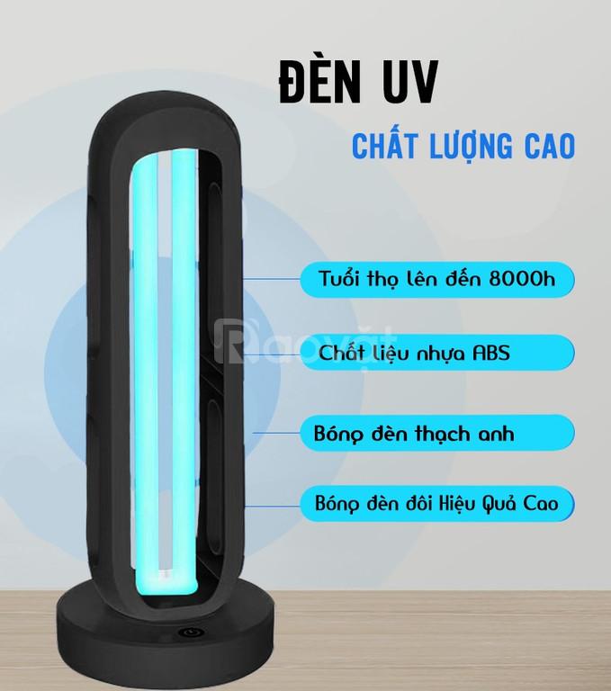 Đèn UV diệt khuẩn 36W, khử trùng phòng, đồ vật (ảnh 5)