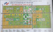 Bán đất nền dự án tại khu đô thị mới Phước An Nhơn Trạch