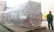 Đóng thùng gỗ cho máy móc xuất khẩu tại KCN VSIP – Hải Phòng