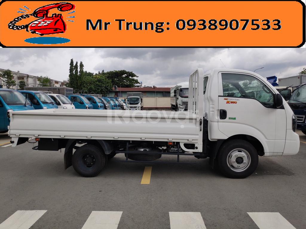 Xe tải kia trường hải k250 tải trọng 2.49 tấn giá tốt
