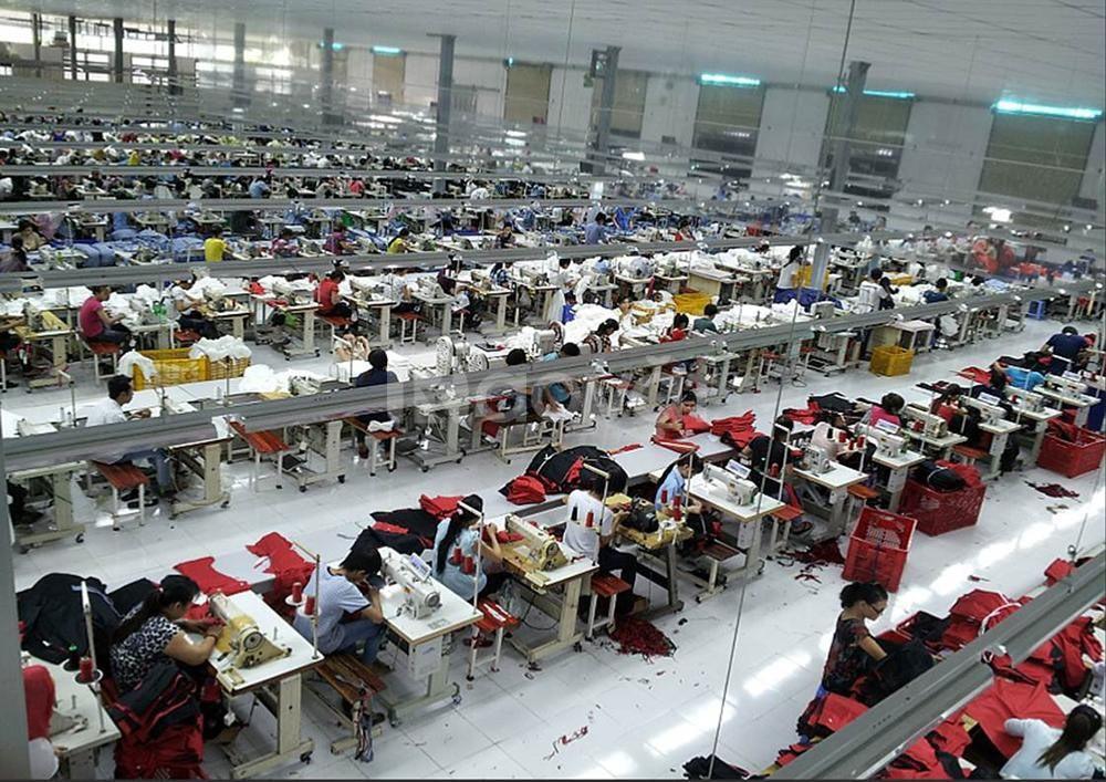 Cần sang xưởng may quần áo 10 chuyền may 600 công nhân, quận 12