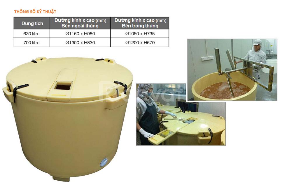 Nhà cung cấp hàng đầu thùng nhựa cách nhiệt Malaysia (ảnh 7)