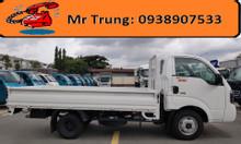Xe tải kia frontier k250 2.49 tấn thùng lửng giá tốt