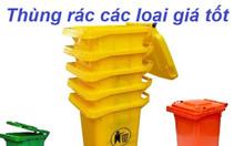 Bán sll Thùng rác giá tốt 120 lit, 240 lit, 660 lit