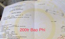 Bán đất đã có sổ Bắc Bình-Bình Thuận giá 200Triệu/3000m2