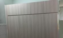 Thi công tủ áo TP HCM theo yêu cầu