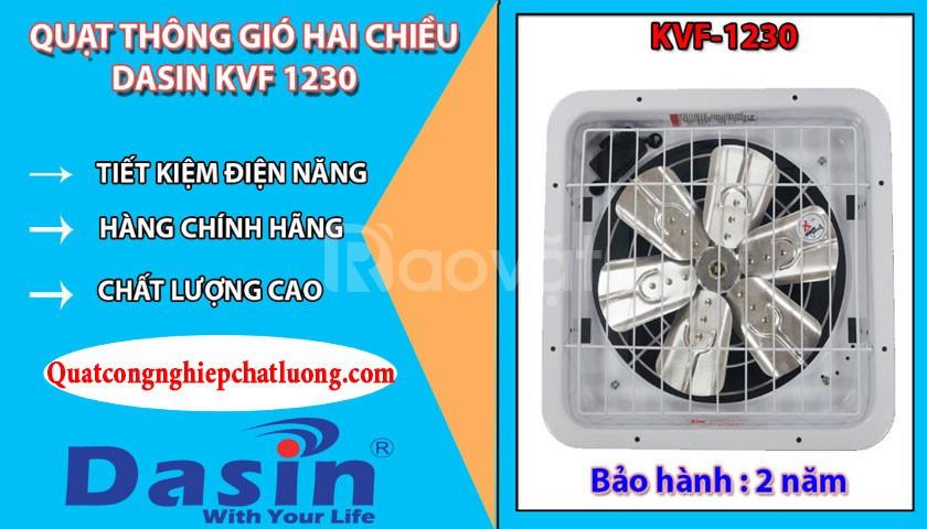 Quạt thông gió công nghệ Dasin KVF-1025