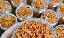 Đặc sản Biển Quỳnh Food - Cá ngần rim