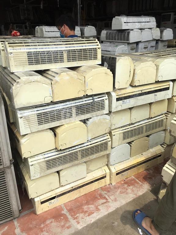 Thanh lý 150 bộ điều hòa TOSHIBA 10.000btu Made in thailan