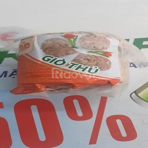 Công ty cung cấp pate gan giá sỉ, nguyên liệu bánh mì giá sỉ