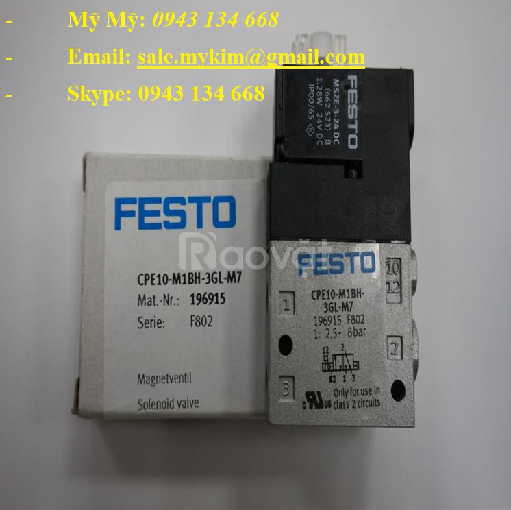 Solenoid Vavle Festo CPE24-M1H-5L-3/8