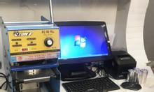 Miễn phí lắp đặt máy tính tiền cảm ứng cho quán sinh tố, nước ép