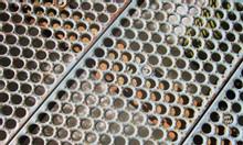 Kim loại đột lỗ tấm đục lỗ nhôm, tấm thép đột lỗ,lưới inox đan ô vuông