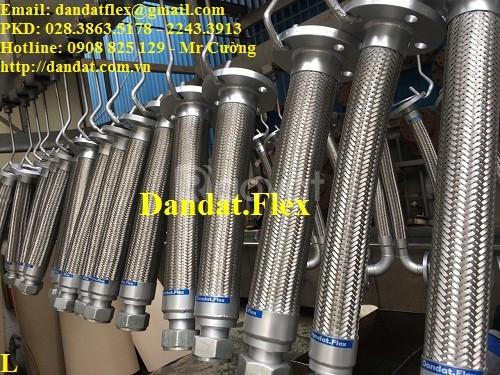 Ống giản nở nhiệt, Ống chống rung, khớp nối mềm chống rung, ống inox