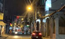 Nhà mặt tiền 3 lầu 17 Nguyễn Thượng Hiền, P.5, Bình Thạnh. DT 4m x 17
