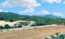 Bán 2 suất đất nền mặt tiền trung tâm thương mại dịch vụ Khánh Vĩnh