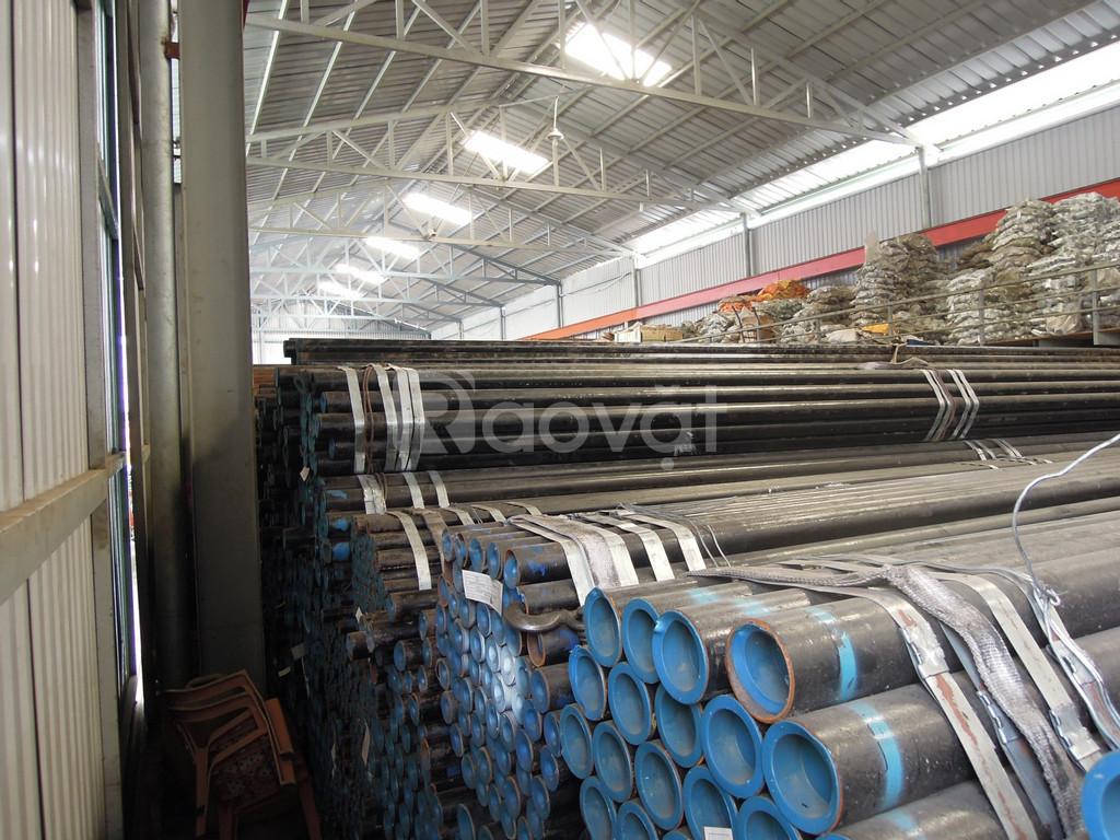 Thép ống đúc mạ kẽm phi 76x5.16ly, thép ống phi 90x5.5ly, 114x6.02ly