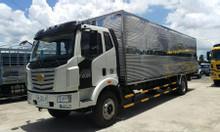 Công ty bán xe tai 7 tấn thùng kín giao ngay - xe tải 8 tấn thùng bạt