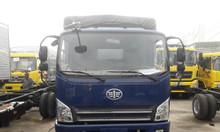 Xe tải 8 tấn giá bao nhiêu + Xe tải Faw 8 tấn ga máy hyundai thùng dài
