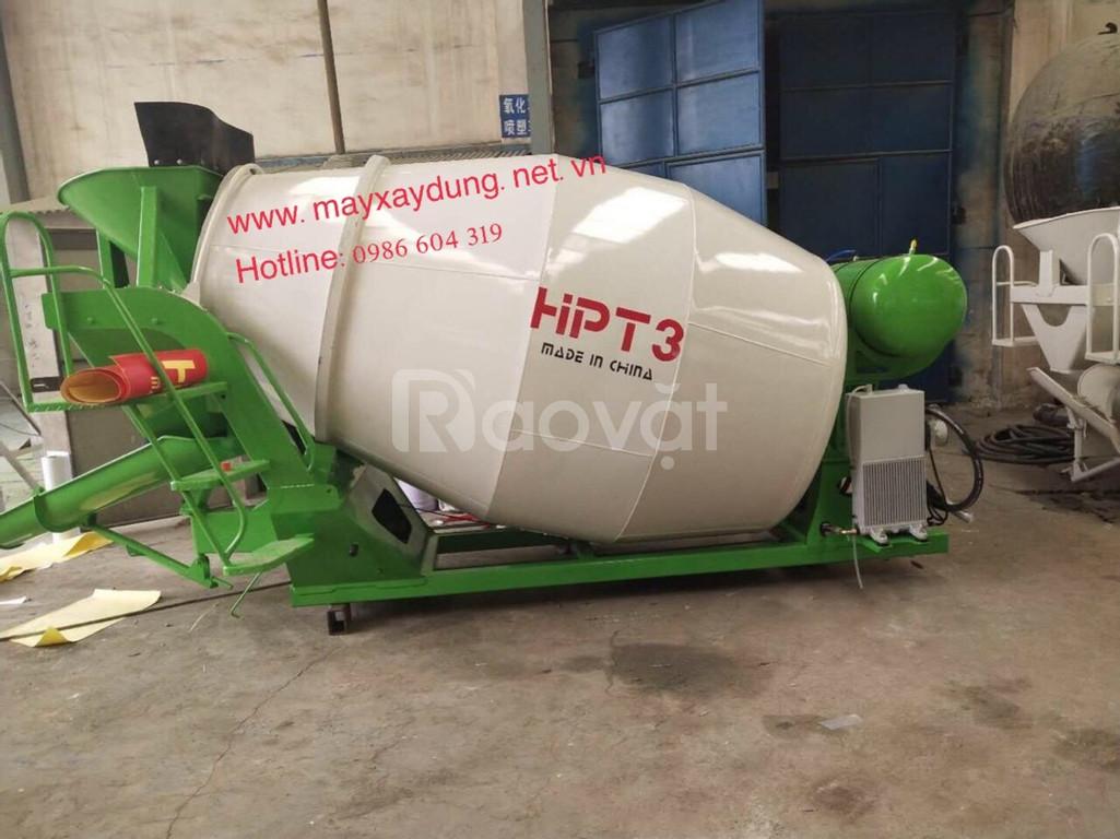 Bồn trộn bê tông HYC3 nhập khẩu chính hãng