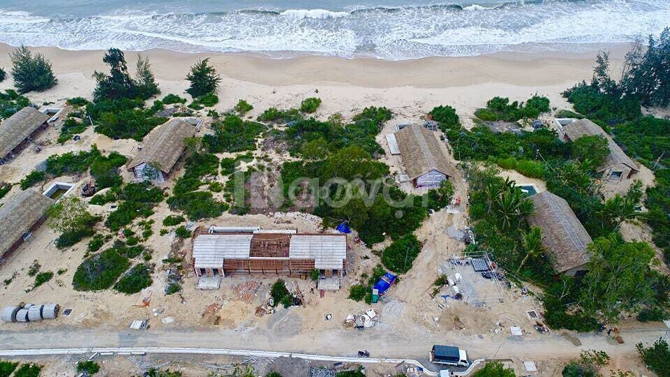 Đất nền ven TP Quy Nhơn đất mặt biển chỉ 7.9tr/m2
