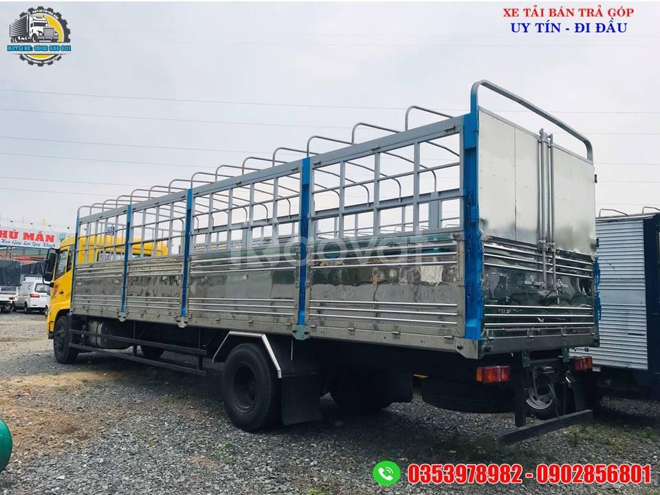 Xe tải dongfeng 9 tấn, giá xe tải dongfeng thùng dài 9.5 mét
