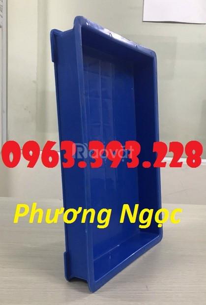 Khay nhựa BL006, khay nhựa đựng linh kiện, khay nhựa loại nhỏ