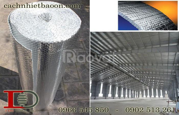 Túi khí cách nhiệt chống nóng nhà xưởng giá rẻ tại Hà Nội