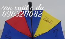 Xưởng sản xuất ô dù cầm tay giá rẻ, chất lượng tốt tại HN