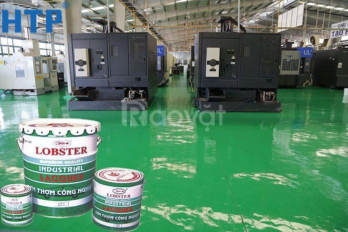 Tìm cửa hàng sơn dầu Lobster màu bạc 950 uy tín chính hãng Bình Dương