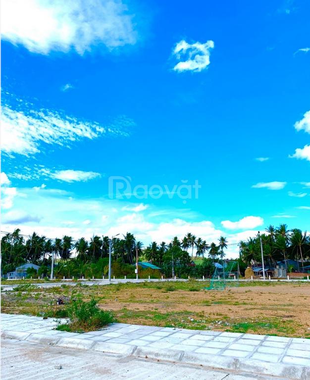 600 triệu sở hữu lô đất ven Vịnh Xuân Đài  Phú