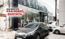 Cho thuê xe ô tô theo ngày giá rẻ tại Hà Nội