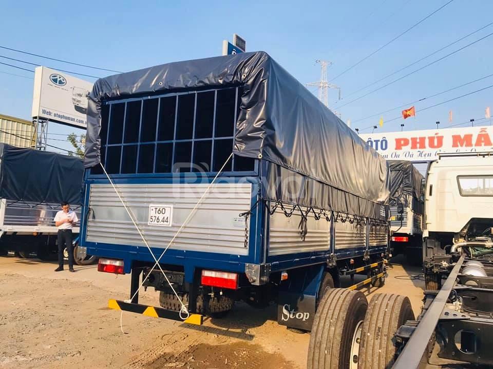 Xe tải faw 7T3 máy Hyundai D4DB