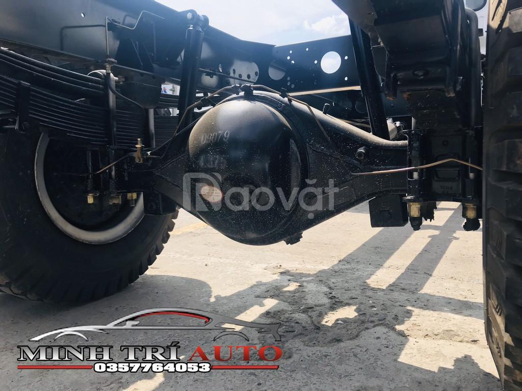 Xe tải ga cơ faw 7 tấn 3 thùng 6 mét 2 giá tốt