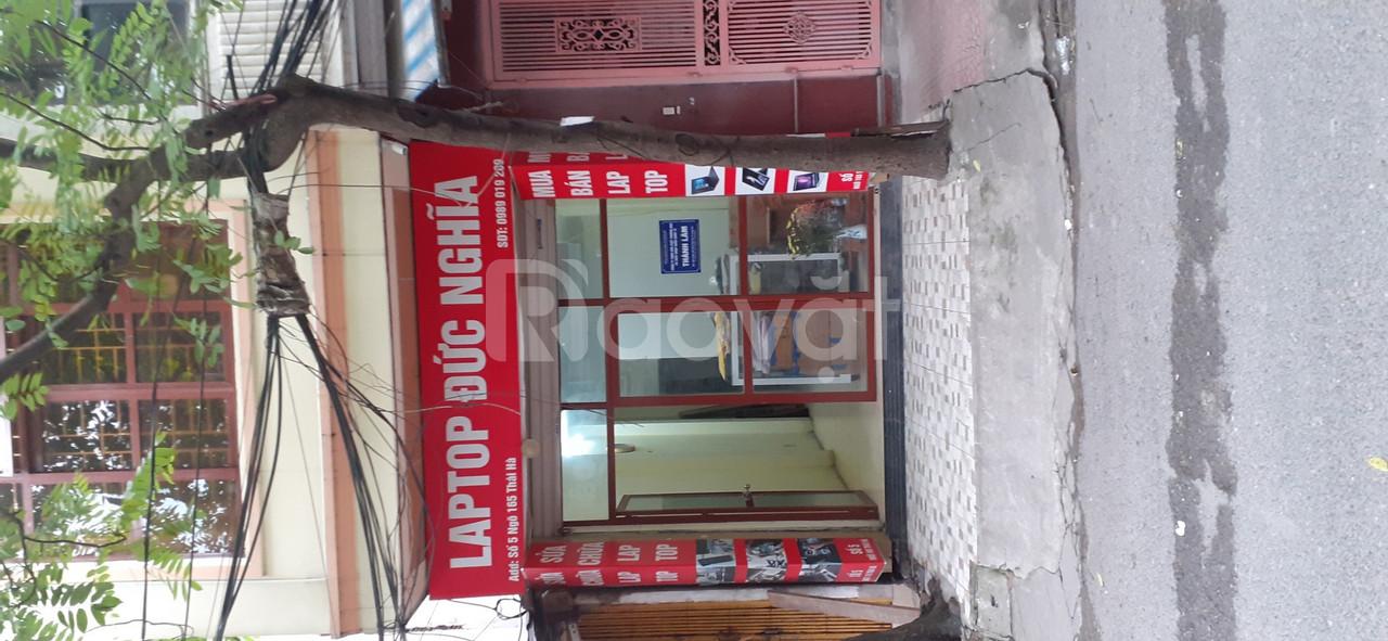 Cho thuê tầng 1 ngõ 165 Thái Hà (24m2)